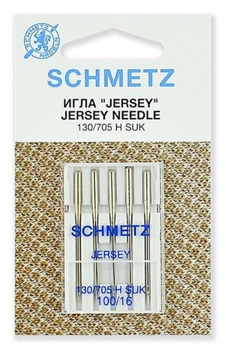Иглы джерси Schmetz 130/705H № 100 - фото 17784