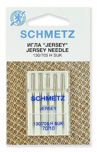 Иглы джерси Schmetz 130/705H  № 70 - фото 17786