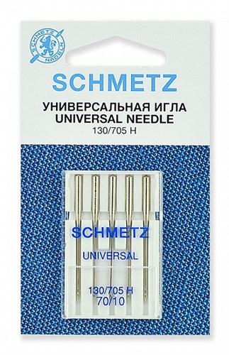 Иглы стандартные Schmetz 130/705H № 70 - фото 17796