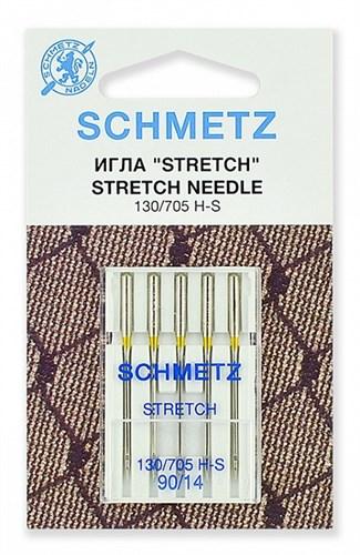 Иглы стрейч Schmetz 130/705H-S № 90 - фото 17802