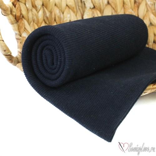 Кашкорсе плотное Чёрно-синий - фото 18059