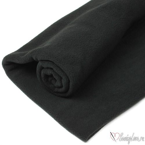 Флис односторонний Чёрный - фото 18378