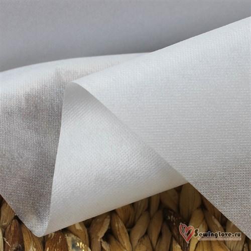 Флизелин точечный 35 г/м2 Белый - фото 20368