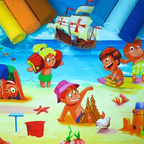 Кулир Пляж, купон 60 см - фото 21213