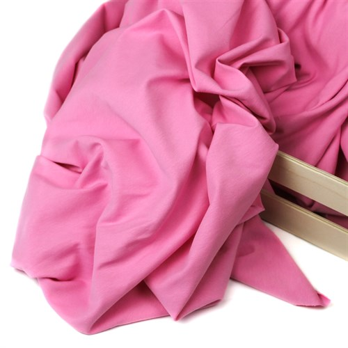 Футер 2-х ниточный Розовый - фото 21385