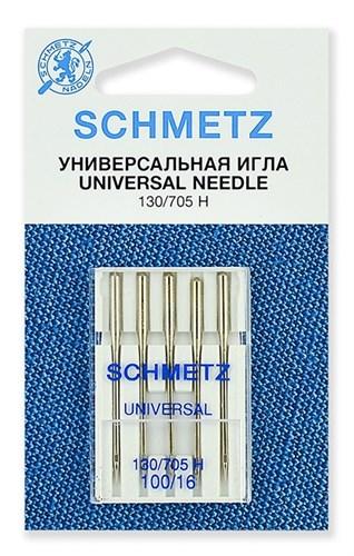 Иглы стандартные Schmetz 130/705H №100 - фото 21777
