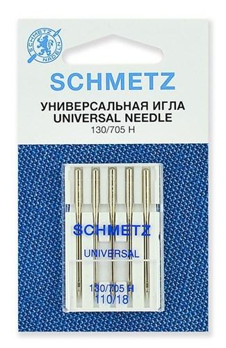 Иглы стандартные Schmetz 130/705H №110 - фото 21779