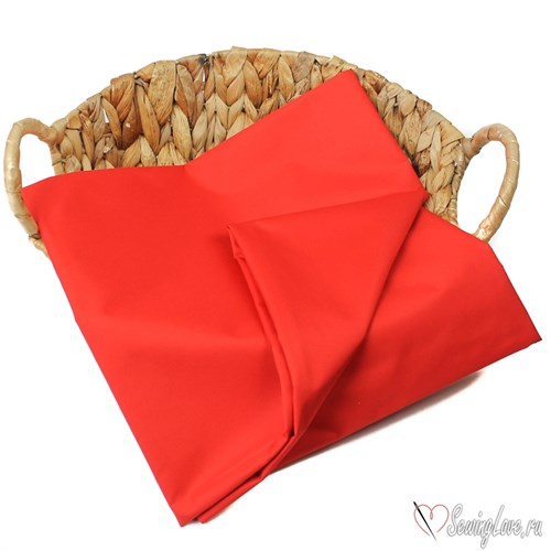 Курточная ткань MEMBRANE (мембрана) 5k/5k Красный - фото 22797
