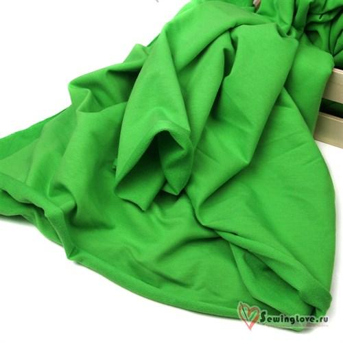 Футер 2-х ниточный Зелёное яблоко - фото 22978