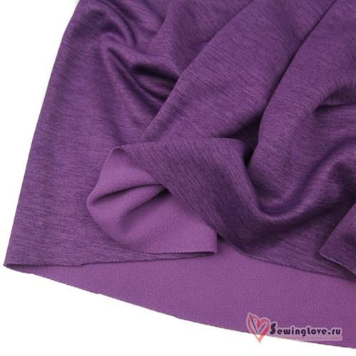 Флис КАТИОНИК Фиолетовый - фото 31506
