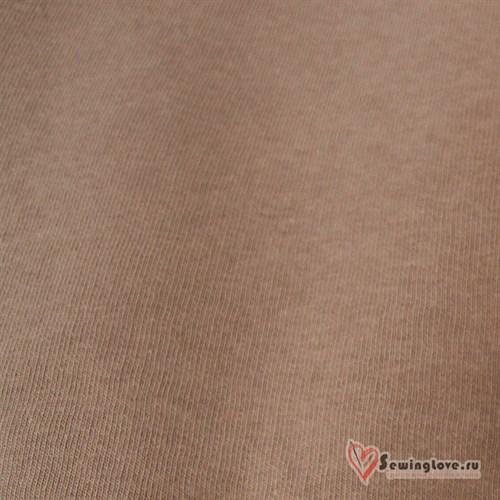 Кашкорсе Тёмно-бежевый к начесу арт.1014075 - фото 36911