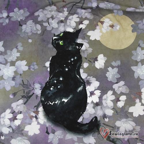 Кулир Чёрный кот, купон - фото 41725
