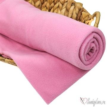 Флис односторонний Розовый