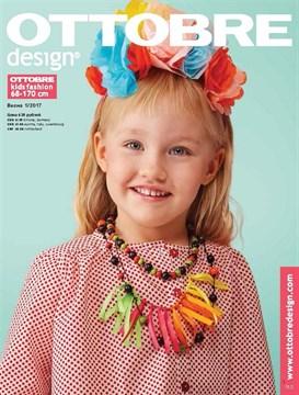 Журнал Ottobre design 1/2017 Детский