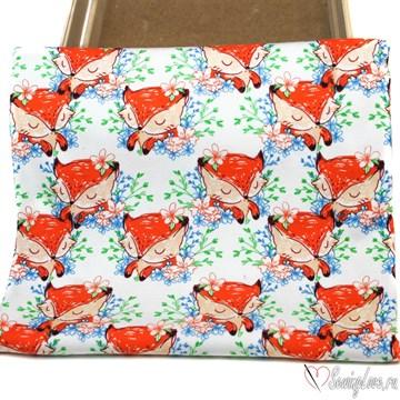 Интерлок Рыжая лиса