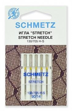 Иглы стрейч Schmetz 130/705H-S № 90