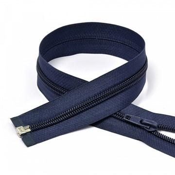 Молния пластиковая спираль Тёмно-синий