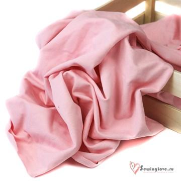 Футер 2-х ниточный Розовая пудра