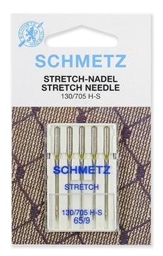 Иглы стрейч Schmetz 130/705H-S № 65
