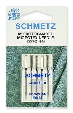 Иглы микротекс (особо острые) Schmetz 130/705H-M № 90