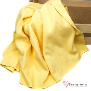Интерлок Светло-желтый