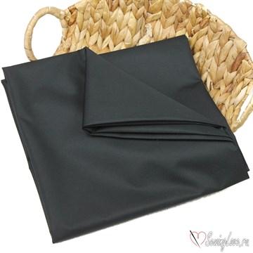Курточная ткань Дюспо (Dewspo) Чёрный