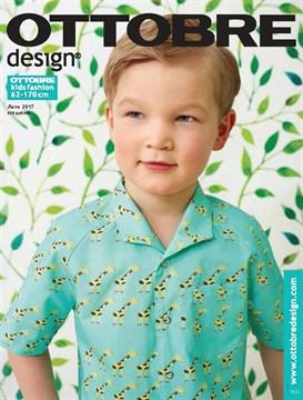 Журнал Ottobre design 3/2017 Детский