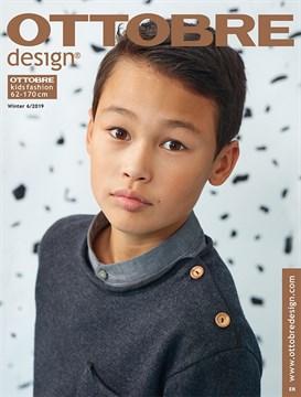 Журнал OTTOBRE design Kids 6/2019