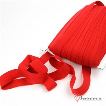 Резинка TBY окантовочная матовая 15 мм, Красный