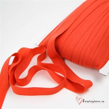 Резинка TBY окантовочная матовая 15 мм, Оранжевый