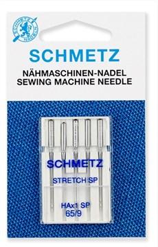Иглы супер стрейч Schmetz 130/705 №65