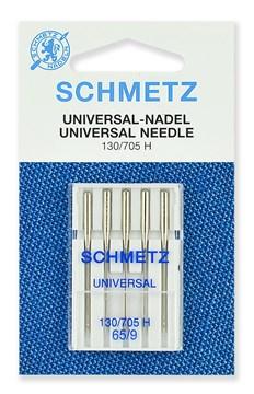 Иглы стандартные Schmetz 130/705H № 65
