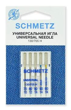 Иглы стандартные комбинированные Schmetz 130/705H