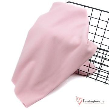 Интерлок Светло-розовый