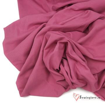 Футер 2-х ниточный Тёмно-розовый