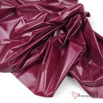 Курточная ткань Gloss (Лаке) Маджента