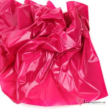 Курточная ткань Gloss (Лаке) Фуксия