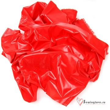 Курточная ткань Gloss (Лаке) Красный