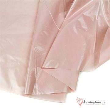 Курточная ткань Gloss (Лаке) Светлая пудра