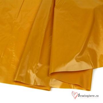 Курточная ткань Gloss (Лаке) Мёд