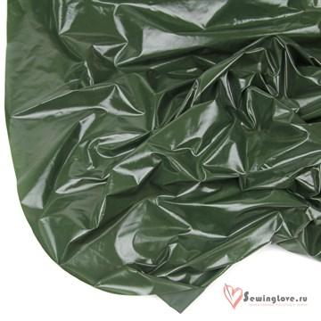 Курточная ткань Gloss (Лаке) Хаки