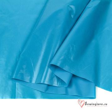 Курточная ткань Gloss (Лаке) Аквамарин