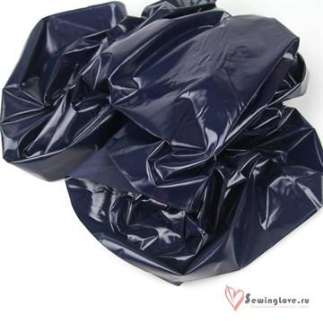 Курточная ткань Gloss (Лаке) Тёмно-синий