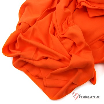 Интерлок Оранжевый