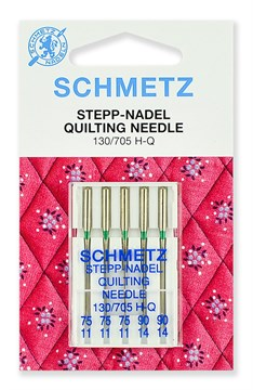 Иглы для квилтинга,Schmetz,130/705H-Q № 75(3),90(2)