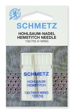 Иглы для мережки,Schmetz,130/705H № 100