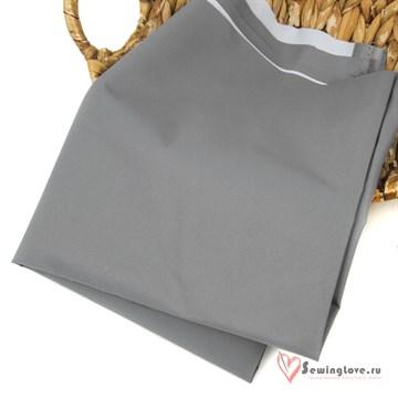 Курточная ткань MEMBRANE (мембрана) 3k/3k Серый