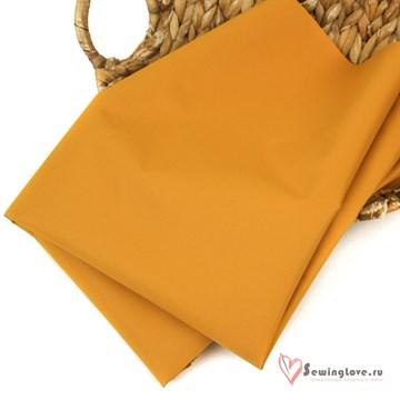Курточная ткань MEMBRANE (мембрана) 3k/3k Горчица