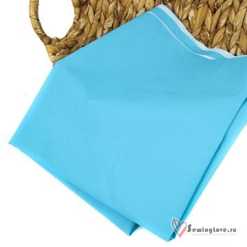 Курточная ткань MEMBRANE (мембрана) 3k/3k Аквамарин