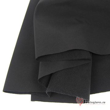 Ткань курточная COMFORT PLUS Чёрный